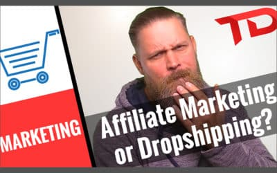 Afffiliate Marketing VS Dropshipping