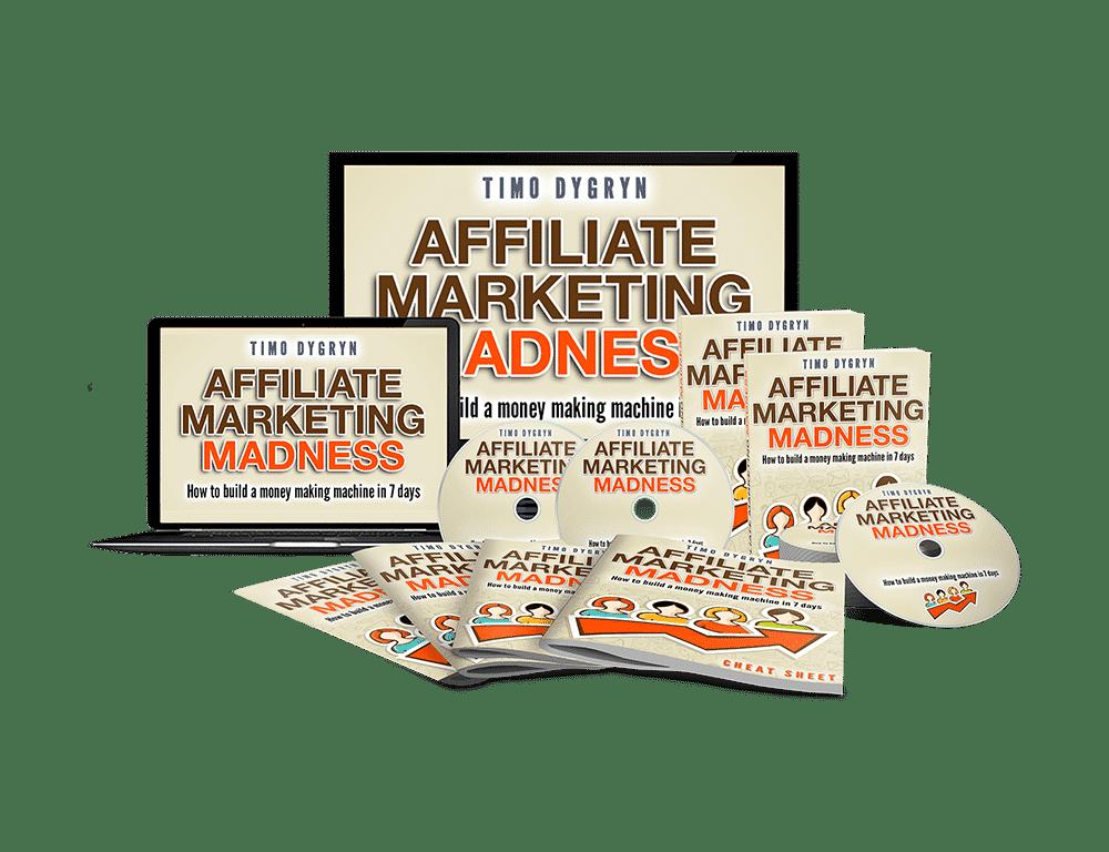 Affiliate Marketing Madness