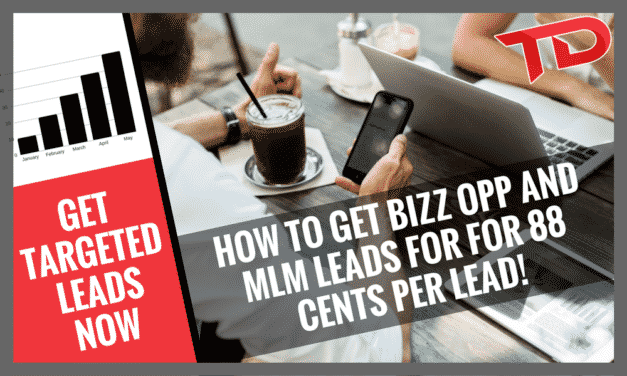 How to buy targeted Leads (NOT CLICKS) for 88 cents per lead!