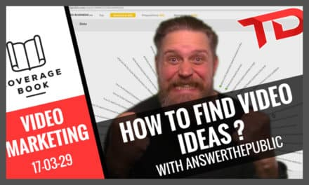 How to find YouTube Video Ideas – Part 4 – Answer The Public
