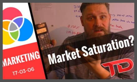 Market Saturation – Is Affiliate Marketing Saturated?
