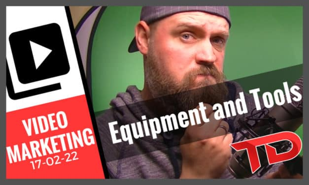 Video Marketing – Equipment and Tools