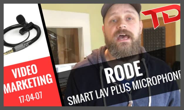 Video Marketing – Smart Lav+ Microphone