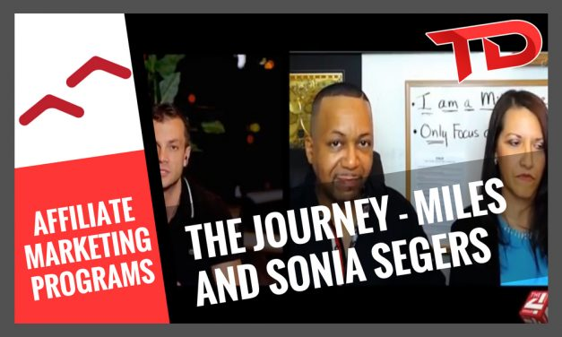 The Journey Show – with Miles and Sonia Segers