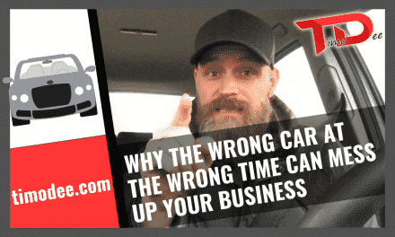 Why the wrong car can mess up your business